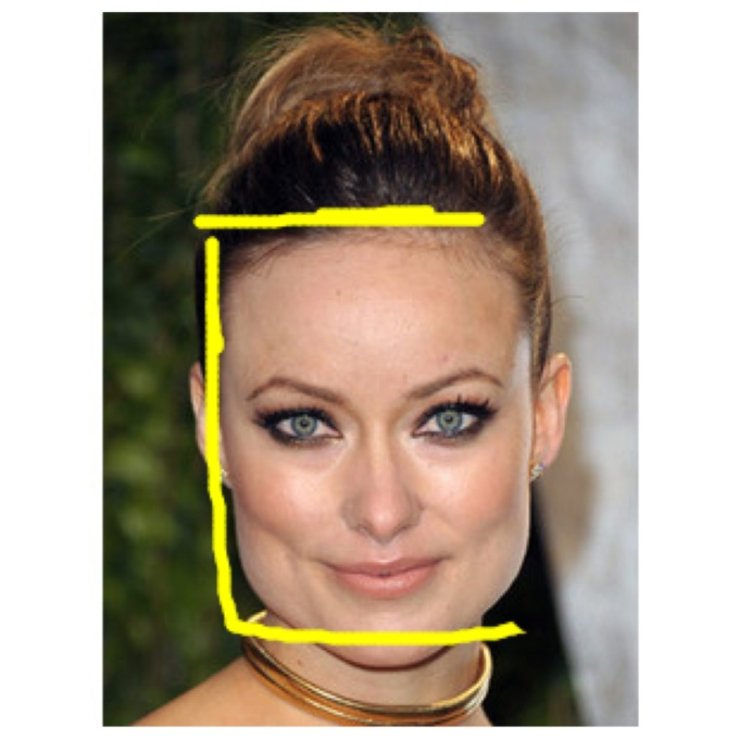 how to identify your face shape and why it matters | my hair fix