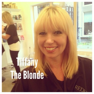 "Tiffany ""The Blonde"""